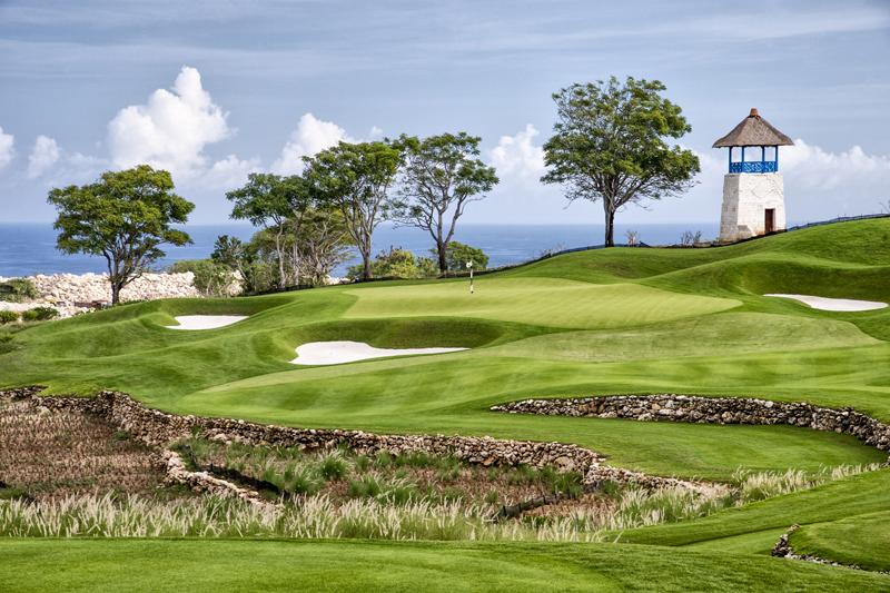 Bukit Pandawa Golf Club Bali Indonesia