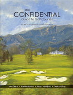 The Confidential Guide to Golf Courses Volume 2