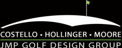 JMP Golf Design Group Logo