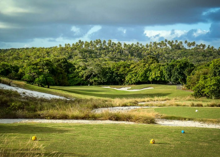 Costa do Sauipe Links, Hole #13