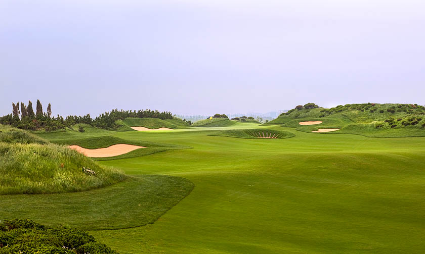 Dongzhuang Beach Hole # 16