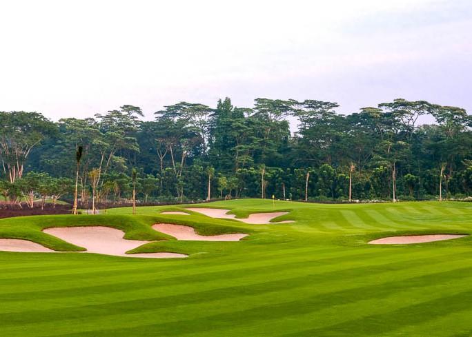 Royale Jakarta Hole #1 North