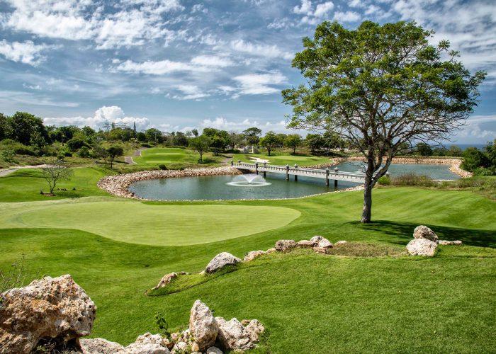 Bukit Pandawa Golf Club Holes 9 & 8
